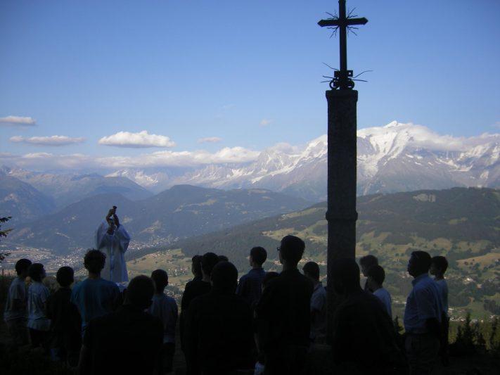 Camp servants d'autel à Ars